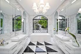 Modern Bathrooms South Africa - harrow house u2013 a 19 500 square foot newly built modern mansion in