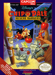chip n dale rescue rangers chip u0027n dale rescue rangers game giant bomb