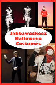 jabbawockeez halloween horror nights 2016 costumes archives