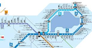 Shinagawa Station Map New Alphanumeric Codes On 12 Jr West Lines And 300 Stations In The