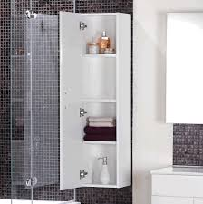bathroom storage solutions cheap white wooden sink cabinet stony