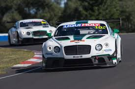 bentley penalty bentley finishes fourth at bathurst in tense finish