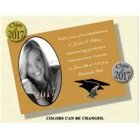 class of 2018 budget graduation announcements and invitations