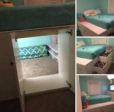 Make The Bed In Spanish Best 25 Cool Loft Beds Ideas On Pinterest Teen Loft Beds