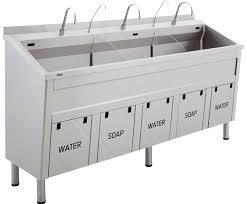 Scrub Sink 纜z羮mc羮 equipment