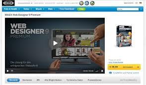 magix web designer 9 magix web designer 9 premium