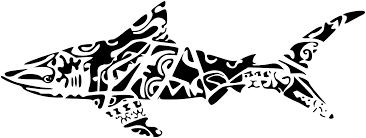 100 tribal shark tattoo designs 100 tiger shark tattoo