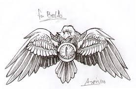 tattoo commission raven by balorkin on deviantart
