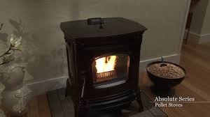 harman absolute series pellet stove video youtube