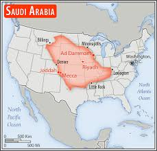 saudi arabia world map the world factbook central intelligence agency