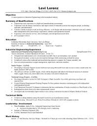 exles or resumes engineer resume exles resume sle for project industrial