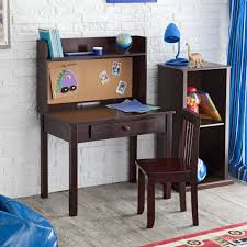 Small Wood Desk by Corner Black Wooden Desk With Frosted Glass Cabinet Furniture