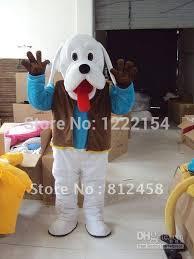 White Dog Halloween Costume Cheap Brown White Dog Costume Aliexpress