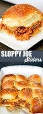 Sunterra Thanksgiving Dinner Sloppy Joe Sliders Recipe Easy Weeknight Dinners Sloppy Joe