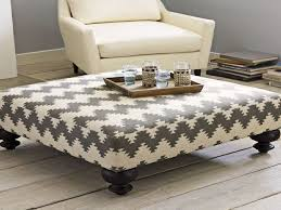 inspiring oversized ottoman coffee table best ideas about