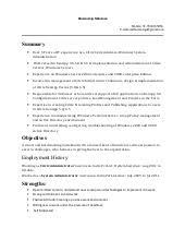 Citrix Administrator Resume Sample by Dharmaraju Citrix Resume