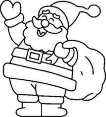 Coloring Page Santa santa coloring pages dikma info dikma info