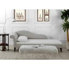 White Sofa Bed Sleeper Sofa For Less Overstock
