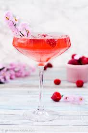 martini raspberry raspberry peach champagne cocktail a mother u0027s day cocktail