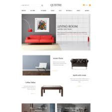 furniture bootstrap themes templatemonster