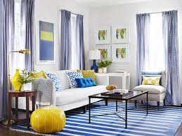 Modern Blue Living Room by Yellow And Blue Rooms 2016 13 Fresh Note In Your Living Room And