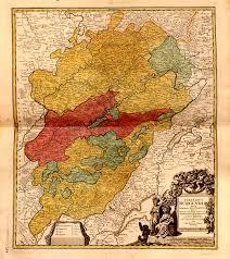 atlas k che world atlas vol 1 by johannes babtiste homan z 1 8 1731 l brown