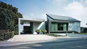 modern split level house plans sleek modern white split level house design home improvement