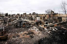 Where Is Fort Mcmurray On A Map Of Canada Canada Fire Devastating Fort Mcmurray Alberta Fire In Pictures