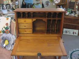 Small Drop Front Desk Back In Time Vintage Emporium Item Of The Week Drop Front
