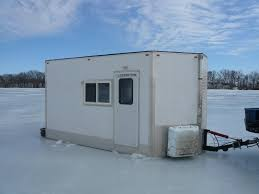 Ice Castle Fish House Floor Plans by Lets See Some Pics Of Your Wheel Or Permanent Houses Page 2