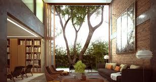 exposed brick walls is simple but elegant exposed brick wall in