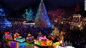 Rochester Michigan Christmas Lights by 7 Best Places To See Christmas Lights In The Usa Cnn Travel