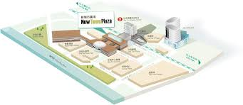 San Tan Mall Map Home En New Town Plaza