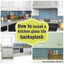 Glass Tile Backsplash Diy by Wow Wish I Would Have Known 3d Gel Like Tiles That Are Peel
