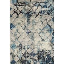 Modern Rugs Reviews Network Johnnie Blue Durable Modern Rug Reviews Temple Webster