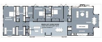 modern ranch floor plans fashionable design modern ranch house plans 9 contemporary on decor