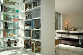 minimalist house with open library idesignarch interior design