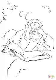 philosopher coloring page free printable coloring pages