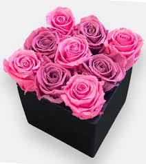 preserved roses preserved arrangement alska