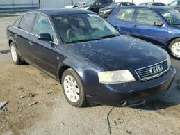 a6 audi for sale used used 2001 audi a6 2 8 car for sale at auctionexport