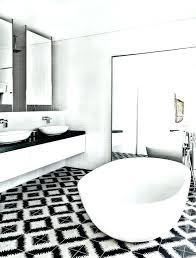 vintage black and white bathroom ideas black and white bathroom pictures black and white