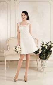 affordable short length wedding dress cheap mini bridals dresses