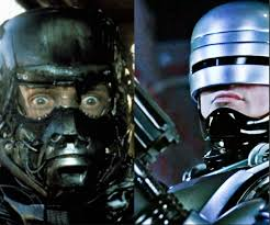 robocop electrocutes himself youtube twin movies famous hollywood productions exactly the same