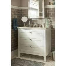 Allen And Roth Bathroom Vanities Allen Roth Roveland Gray Undermount Single Sink Bathroom Vanity