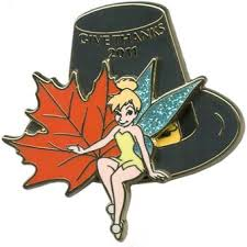 thanksgiving pins your wdw store disney thanksgiving pin 2011 tinker bell with