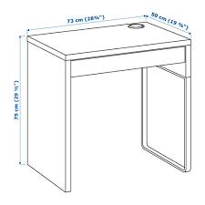 micke bureau blanc micke bureau blanc micke desk desks and flats