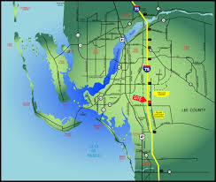 Miromar Outlet Map Price Reduced U2013 Airport Interstate Commerce Park U2013 Fort Myers
