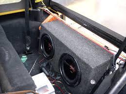 jeep wrangler speaker box tj sport subwoofer