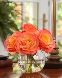 Flowers For Floor Vases Silk Flower Arrangements In Vases Foter