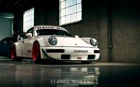 hoonigan cars brian scotto hoonigan rwb porsche 06 porsche pinterest cars
